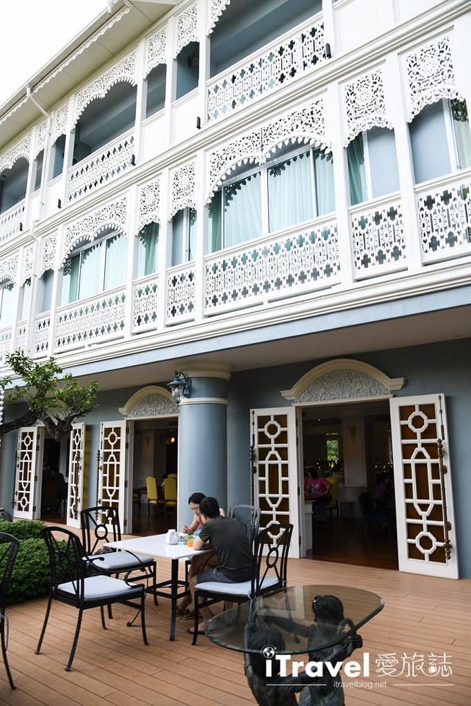 清迈平纳昆河滨饭店 At Pingnakorn Riverside Hotel (76)