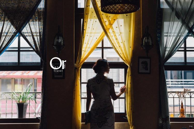 台北旗袍體驗 將時光凍結在1920,漫步在台北最古老老街大稻埕、迪化街之間-貳零年華 Salon 1920s