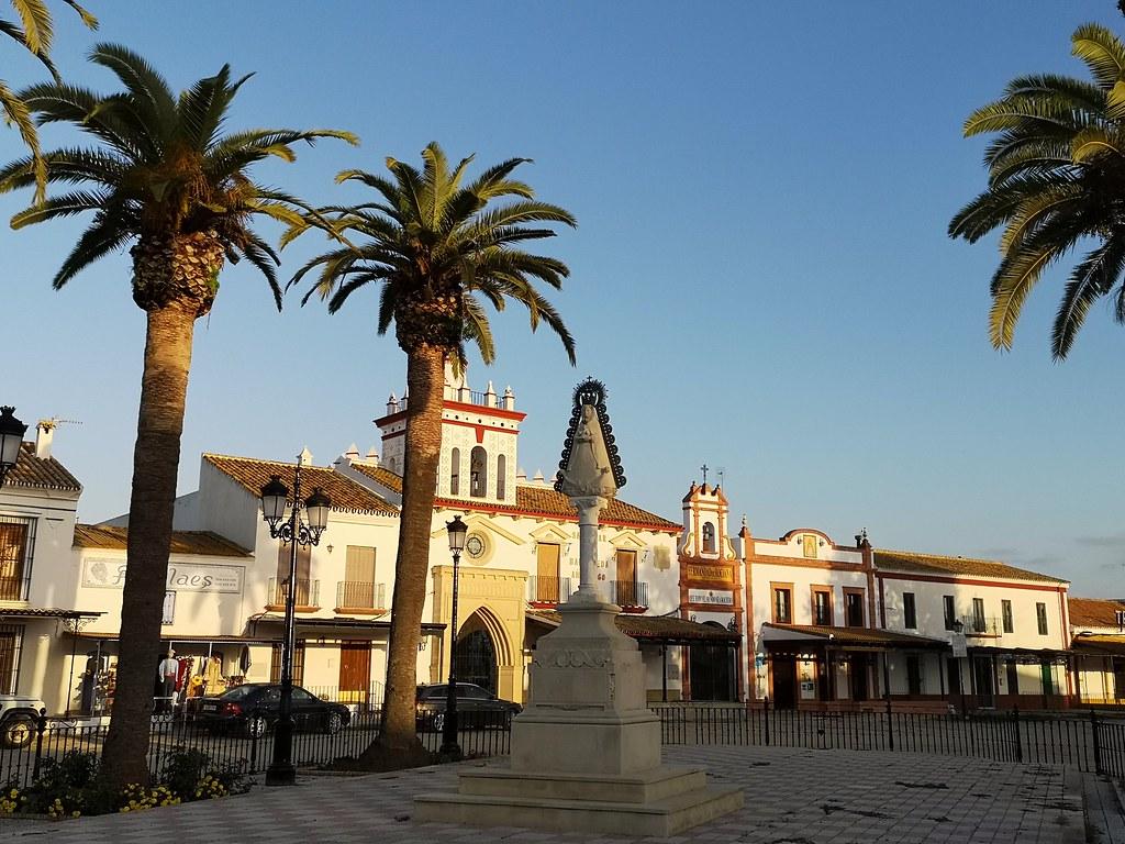 El Real de El Rocío Almonte Huelva