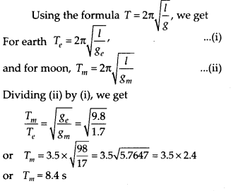 NCERT Solutions for Class 11 Physics Chapter 14 Oscillation 17