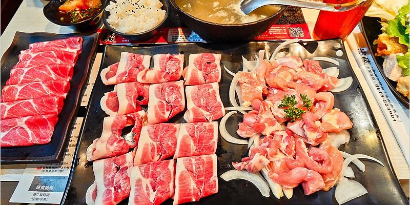 台中南屯火鍋店   湯馥招牌石頭鍋·海鮮涮涮鍋(大業店)-食材新鮮、份量夠吃、價格實在的好吃火鍋店。