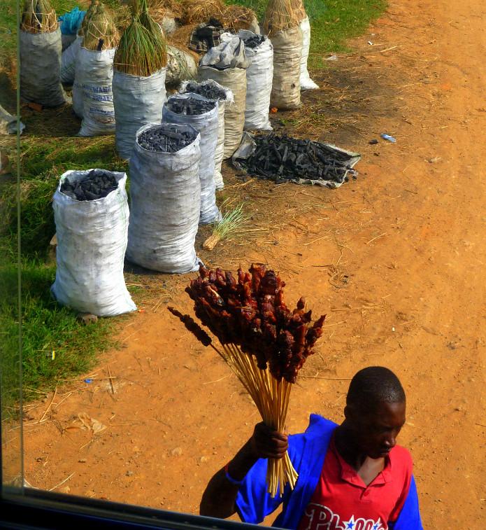 My tanzania trip crossed into kenya from namanga checkpoint