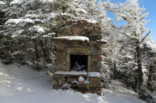 Mt. Starr King Fireplace Winter Hike