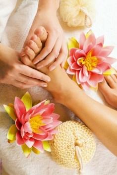 Spa Pedicure, Spa Manicure