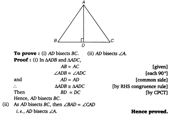 NCERT Solutions for Class 9 Maths Chapter 7 Triangles 18