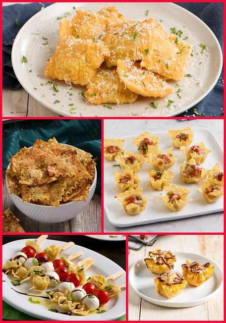Hors D'oeuvres Recipes for Your Holiday Party