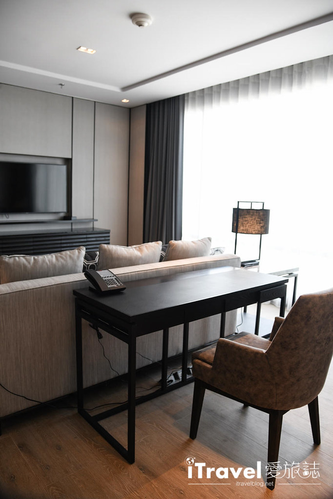 曼谷蘇拉翁塞萬豪酒店 Bangkok Marriott Hotel The Surawongse (14)