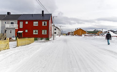 Vardø, Northern Norway.