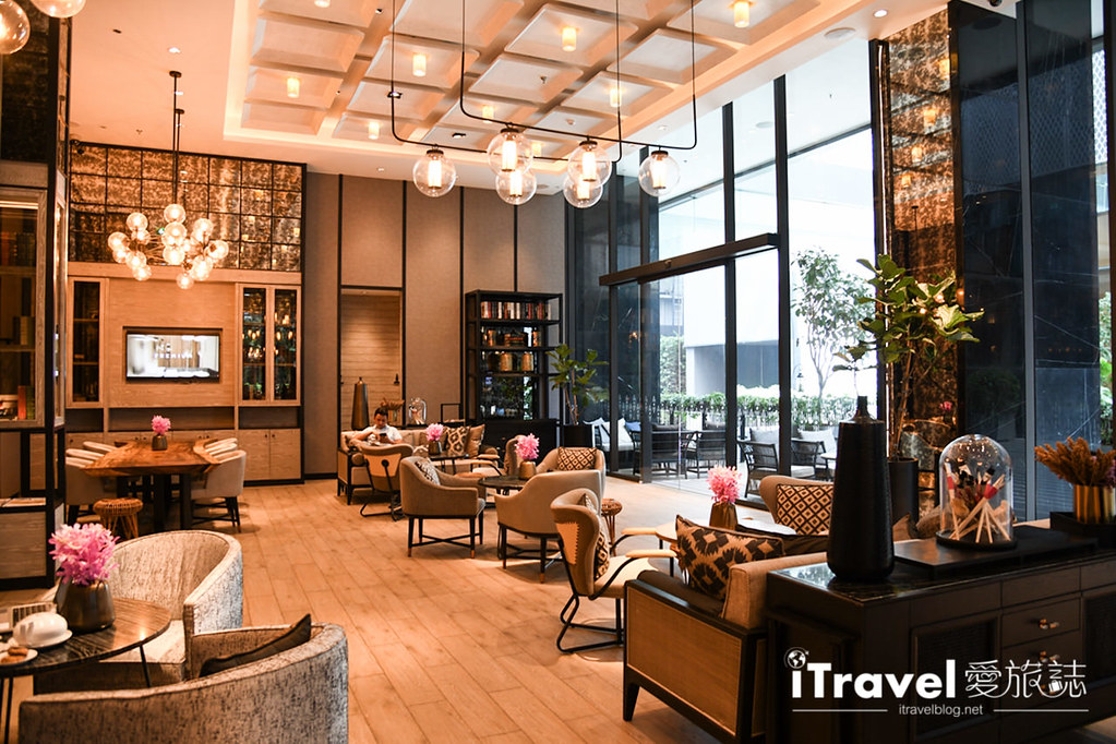 曼谷蘇拉翁塞萬豪酒店 Bangkok Marriott Hotel The Surawongse (57)