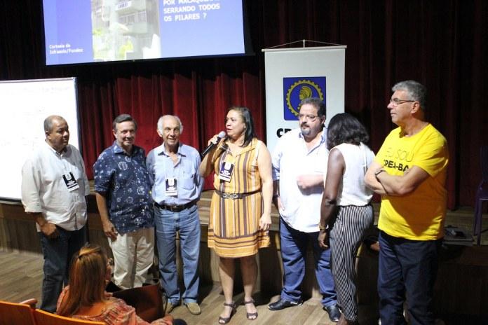 DOMINGO - CURSO :PAFEE-PATOLOGIAS NAS FUNDAÇÕES, ESTRUTURAS E EDIFICAÇÕES COM O PROFESSOR DICKRAN BERBERIAN O