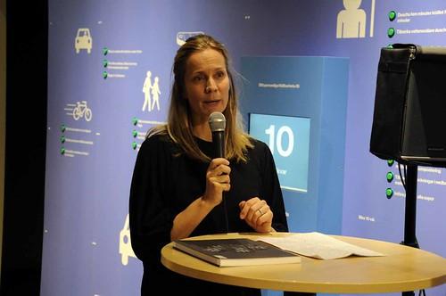 Caroline Åberg, UNDP Sverige