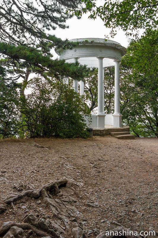 Серебряная беседка, Ялта, Крым