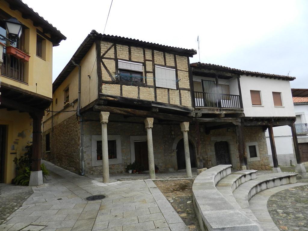 Casa de la Inquisicion Plaza de Juan de Austria Cuacos de Yuste Caceres