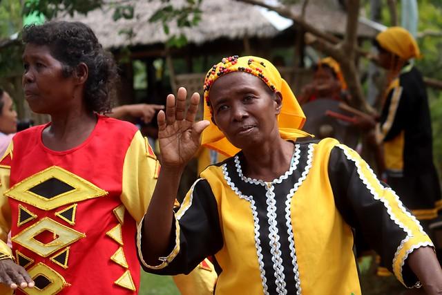 Mamanwa Dancers