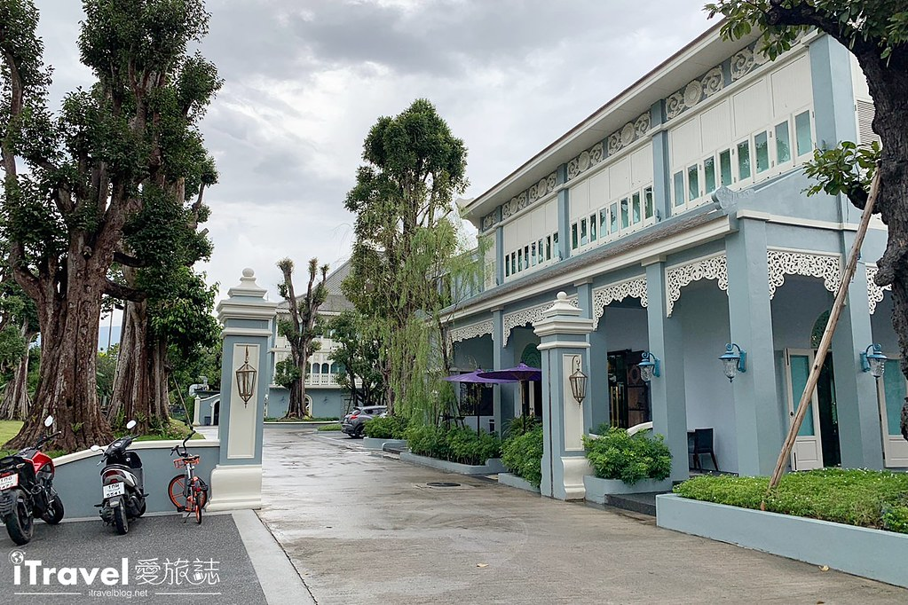 清迈平纳昆河滨饭店 At Pingnakorn Riverside Hotel (3)