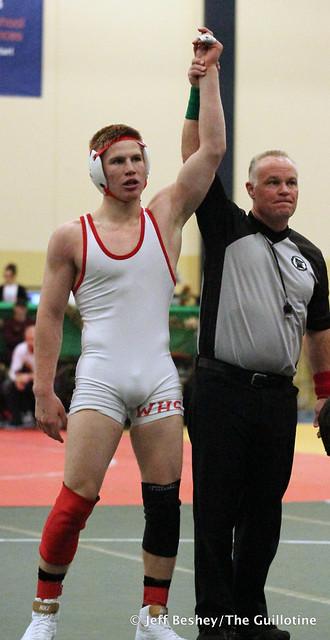 145 Champion - Cael Carlson (Willmar). 181215BJF0297