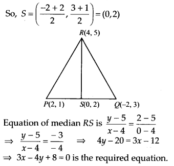 NCERT Solutions for Class 11 Maths Chapter 10 Straight Lines 25