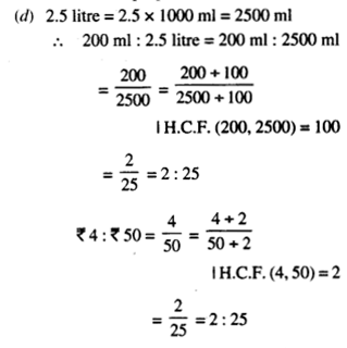 NCERT Solutions for Class 6 Maths Chapter 12 Ratio and Proportion 59