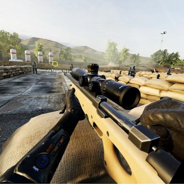 Zero Mission - Shooting Range