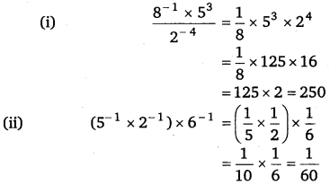 NCERT Solutions for Class 8 Maths Chapter 12 Exponents and Powers 5