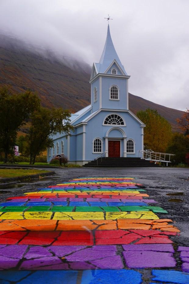 Seyðisfjarðarkirkja, Seyðisfjörður