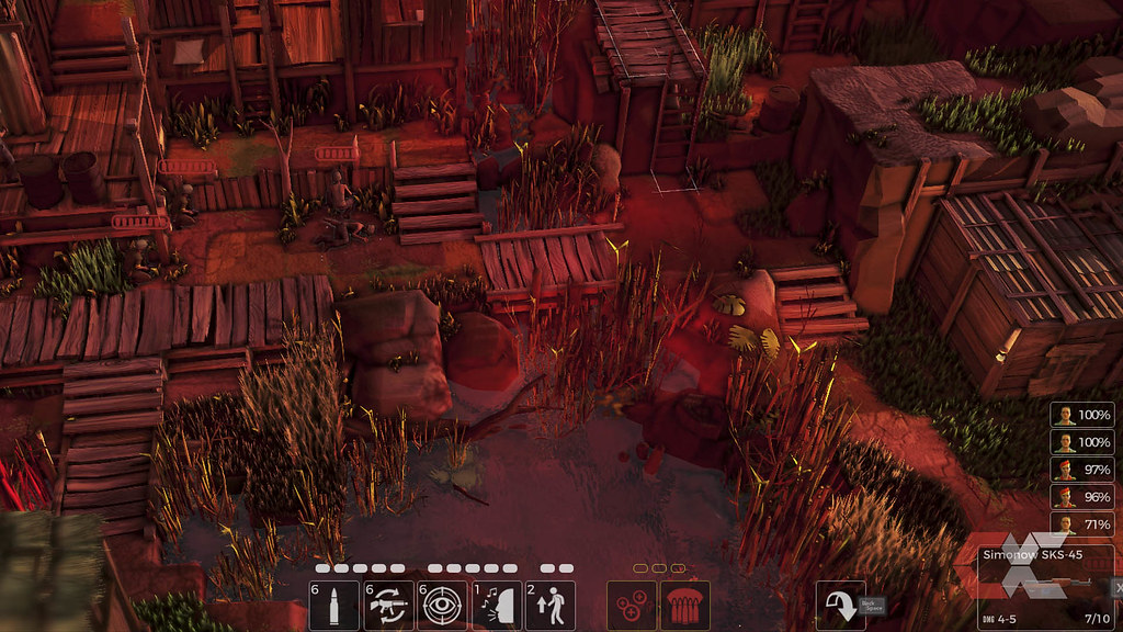 Jagged Alliance Rage! Review - OverCluster 06