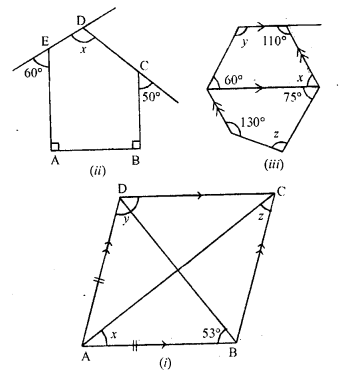 ML Aggarwal Class 9 Solutions for ICSE Maths Chapter 13 Rectilinear Figures  ct 5