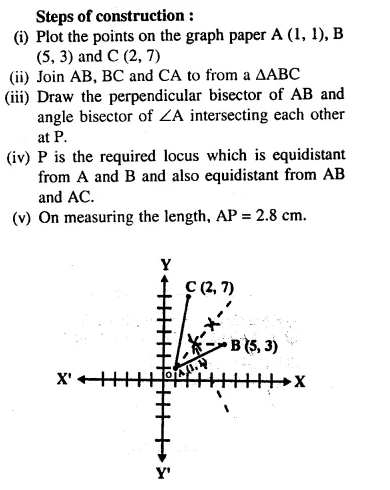Selina Concise Mathematics Class 10 ICSE Solutions Chapterwise Revision Exercise 76