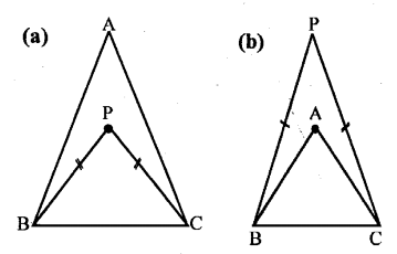 Selina Concise Mathematics Class 6 ICSE Solutions - Triangles (Including Types, Properties and Constructions) -5
