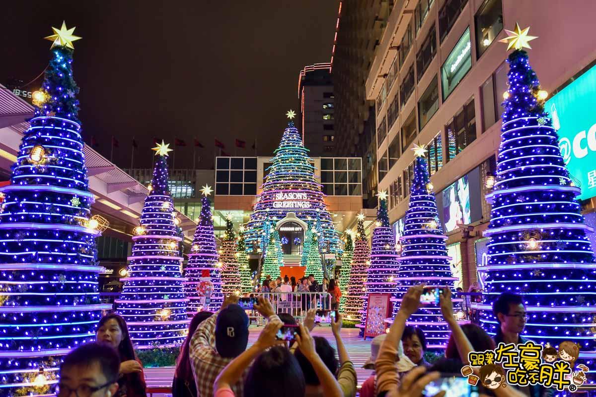 香港尖沙咀耶誕節全攻略 海港城(尋找聖誕瑰寶)1881(華麗盛會)海運觀點(Tiffany聖誕樹) 來去香港過聖誕~ – 跟著 ...