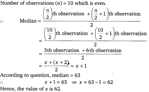 NCERT Solutions for Class 9 Maths Chapter 14 statistics 16