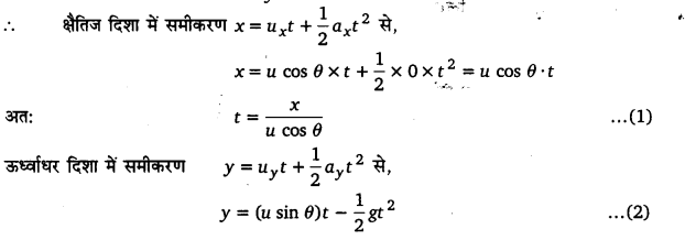 UP Board Solutions for Class 11 Physics Chapter 4 Motion in a plane ( समतल में गति) 2b