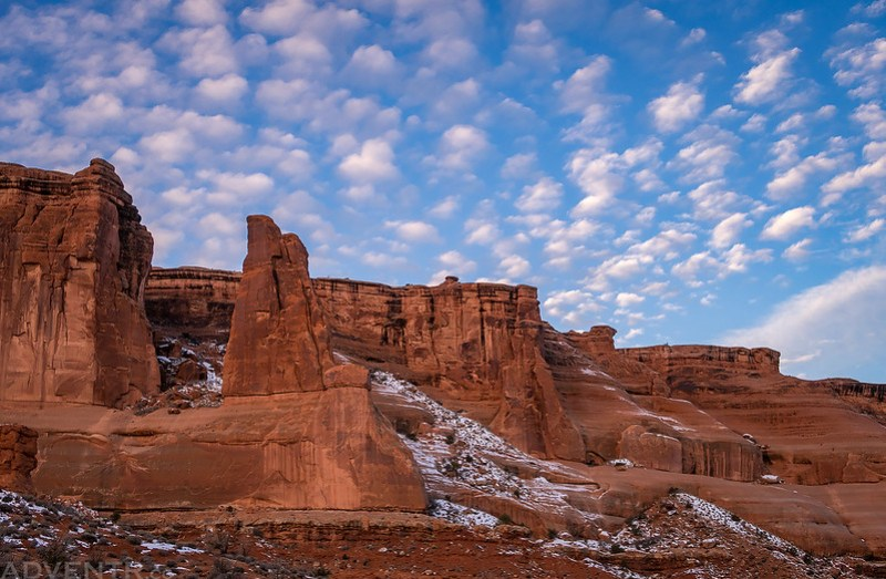 Cliffs & Clouds