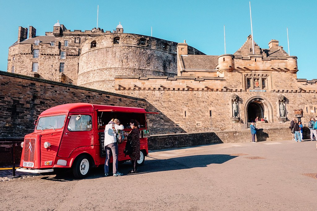 Edinburgh Castle | Ireland and Scotland Itinerary