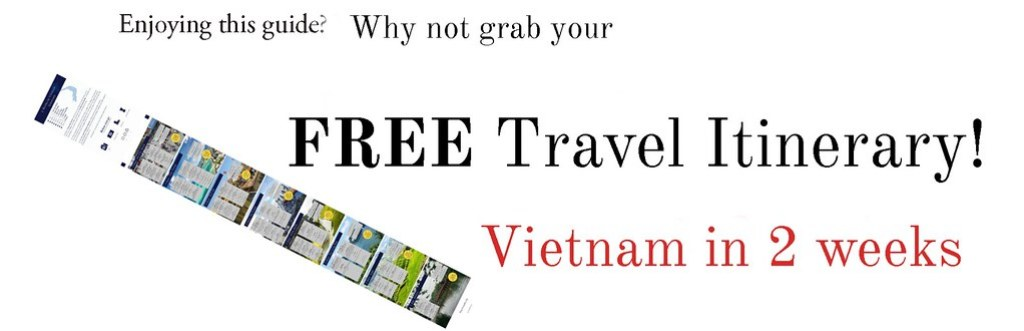 vietnam in 2 weeks