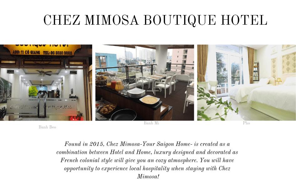 Chez Mimosa
