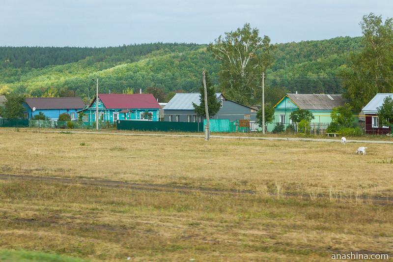 Село, Пензенская область