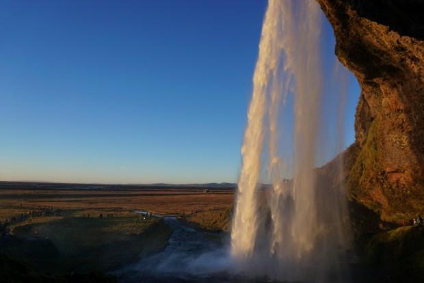 Seljalandsfoss, Southern Iceland