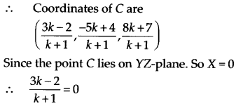 NCERT Solutions for Class 11 Maths Chapter 12 Introduction to Three Dimensional Geometry 12