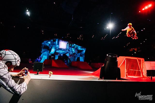 Cirque Du Soleil Crystal BTS-9911