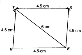 NCERT Solutions for Class 8 Maths Chapter 4 Practical Geometry 7