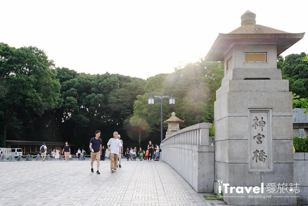 東京景點推薦 明治神宮 (2)