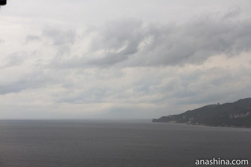 Мыс Ай-Тодор, Черное море, Крым