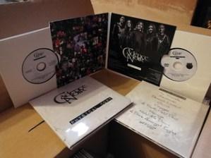 Cadence Noir - Disc Pics