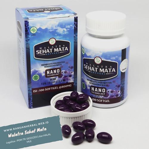Obat Mata Floaters Herbal