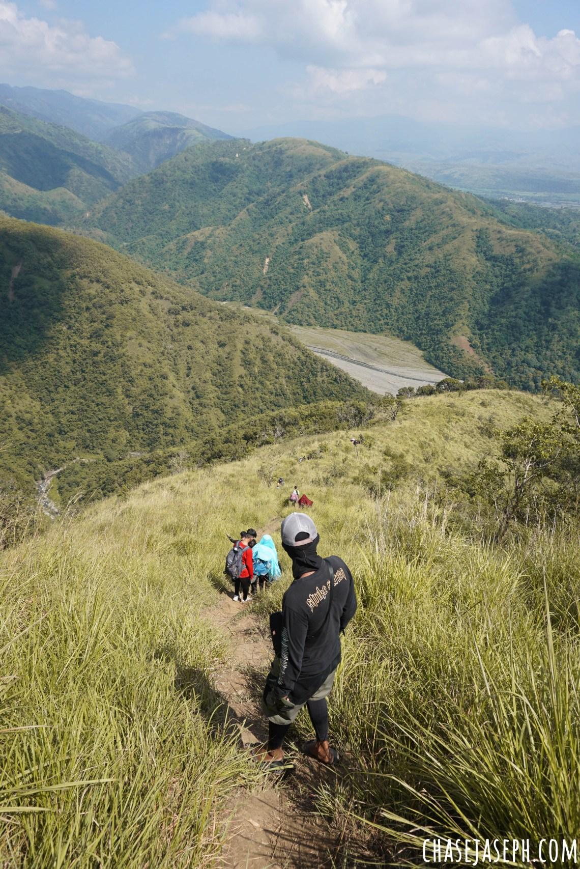 Mt. 387 & Aloha Falls - Carranglan, Nueva Ecija (Climb Guide)