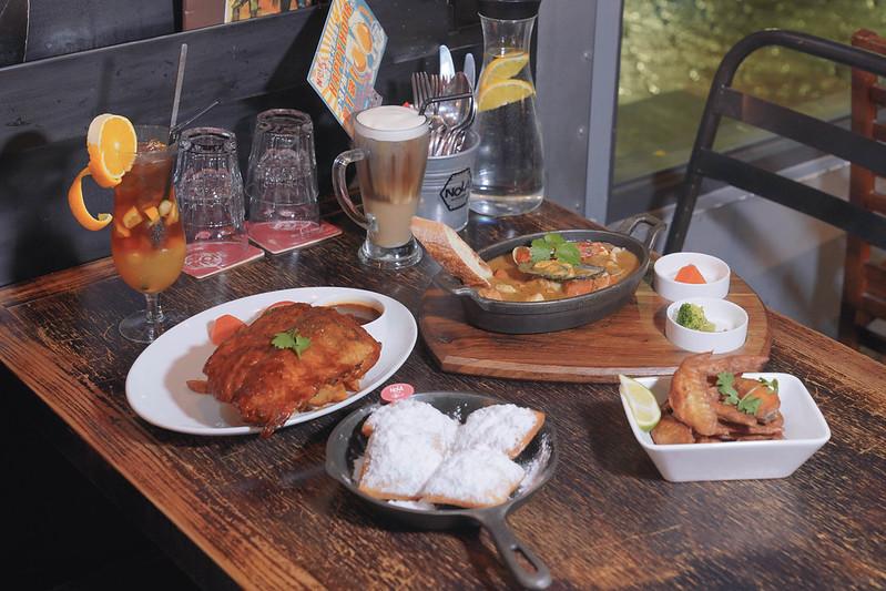 【臺北美食】Nola Kitchen 紐澳良小廚|象山美食|信義區|信義美食|
