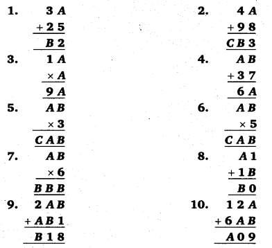 NCERT Solutions for Class 8 Maths Chapter 16 Playing with