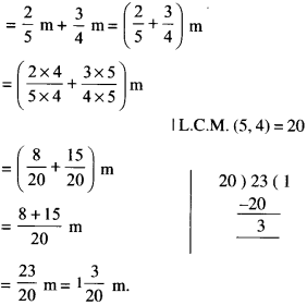 NCERT Solutions for Class 6 Maths Chapter 7 Fractions 105