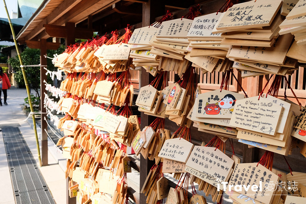 福岡賞櫻景點 櫛田神社 (16)